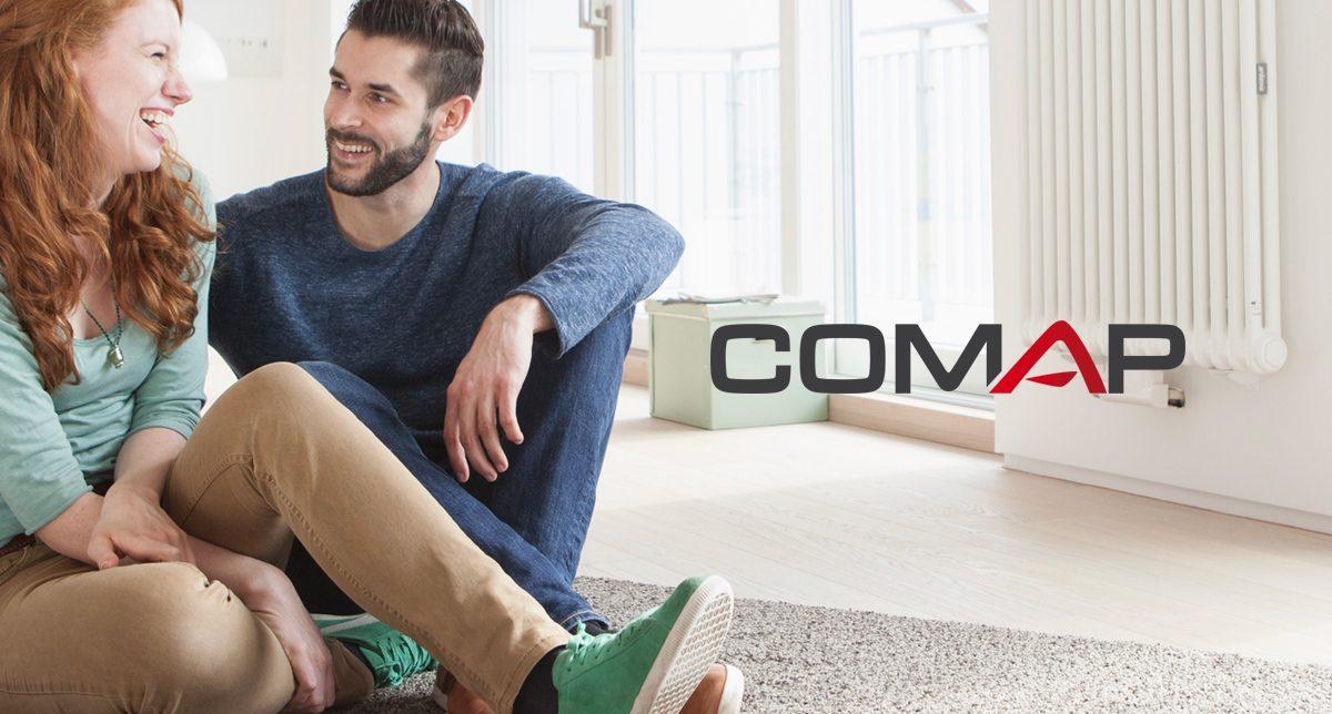 COMAP | Nouvelle plateforme de marque
