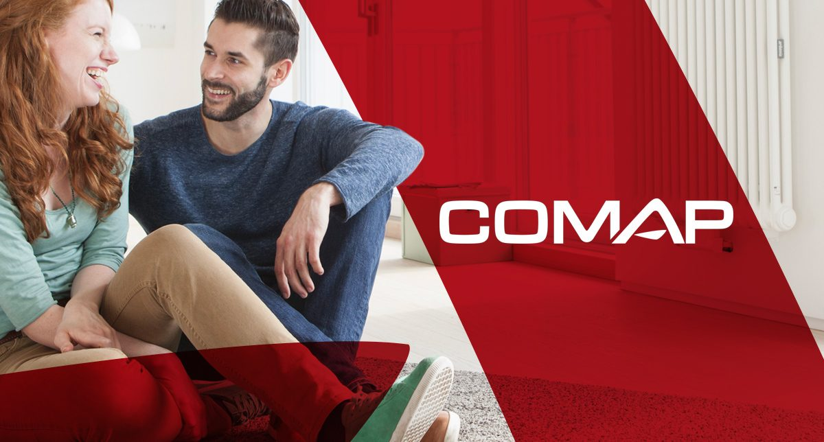 COMAP | Langage visuel & territoire de marque
